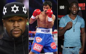 Craw vs Floyd vs Manny
