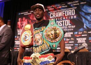 Crawford Win Postal