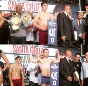 Cruz vs Frampton
