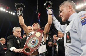 Oscar Valdez WBO Champ