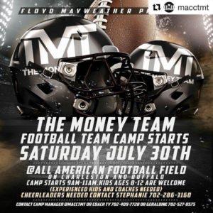 TMT Football Camps