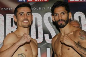 Crolla Weigh in
